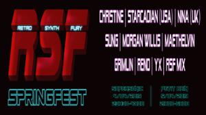 Retro Synth Fury Springfest - PART 1