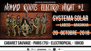 SYSTEMA SOLAR - Nomad Roots Electro Night #2