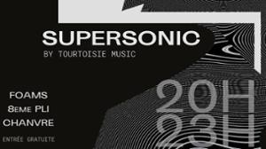 Foams • 8e Pli • Chanvre / Tourtoisie Music x Supersonic / Free