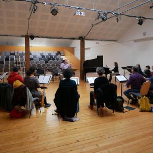 Douze Lettres à Élise / Ensemble Musicatreize - Roland Hayrabedian