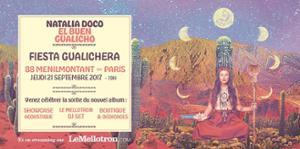 88 MENILMONTANT : NATALIA DOCO
