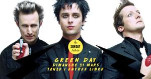 Sunday Tribute - Green Day // Supersonic - Free
