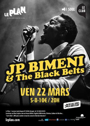 J.P BIMENI & THE BLACK BELTS
