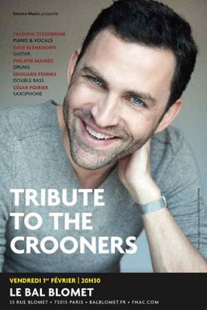 TRIBUTE TO THE CROONERS – FREDERIK STEENBRINK