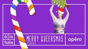 Merry Queersmas by Ari De B