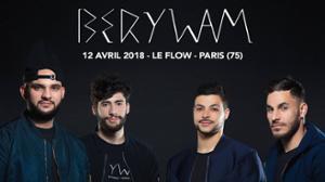 Berywam au Flow