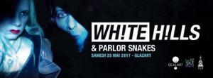 Voulez-Vous Danser présente : White Hills + Parlor Snakes