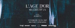 L'ÂGE D'OR (RELEASE PARTY) + ALMEEVA