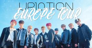 Up10tion in Paris