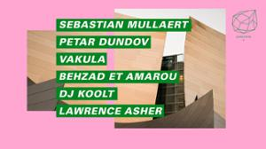 Concrete: Sebastian Mullaert, Petar Dundov, Vakula, Dj Koolt