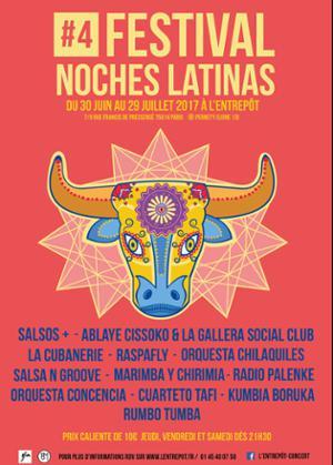 Festival Noches Latinas #4