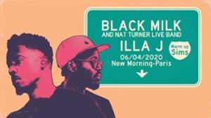 Black Milk + Illa J
