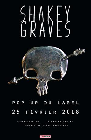 Shakey Graves @ Popup!