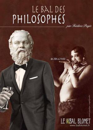 LE BAL DES PHILOSOPHES – PLATON & SOCRATE