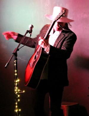 "Gary LUCAS & Guests ""Tribute to Jeff BUCKLEY & Captain BEEFHEART"""