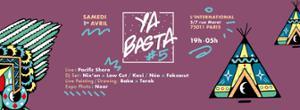 YA BASTA #5 - Live // Dj Set // Expos