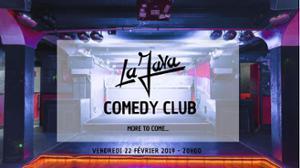 La Java Comedy Club #1