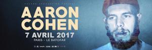 Concert: Aaron Cohen @Batofar