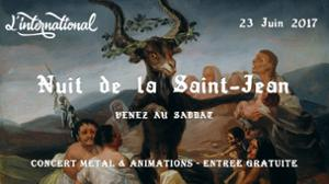 La Nuit de la Saint-Jean à l'International