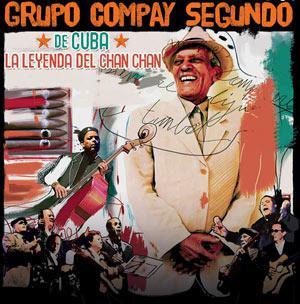 Grupo Compay Segundo + Groovalizacion DJ's / Le Forum