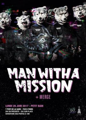 MAN WITH A MISSION + MERGE