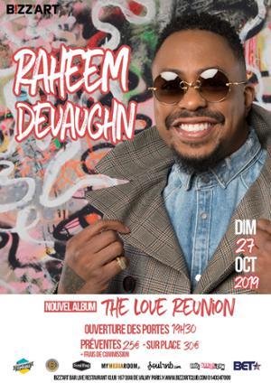 Raheem DeVaughn album release