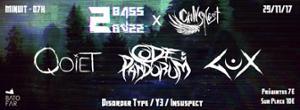 BASS 2 BASS X CROWSNEST