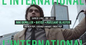 Niki Demiller • Batist • Puissant Blaster