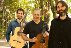 Trio Rudi Flores en concert