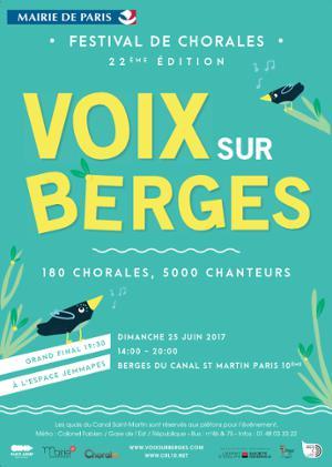 VOIX SUR BERGES 2017