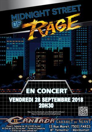 Midnight Street - Concert