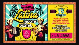 Fiesta Latina : Roots -vs- Digital