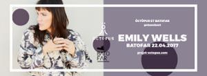 Concert: Emily Wells @Batofar