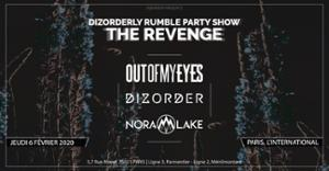 Dizorderly Rumble Party Show - The Revenge