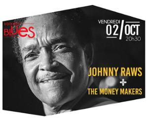 JOHNNY RAWLS + THE MONEY MAKERS