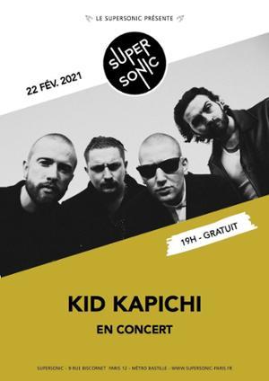 Kid Kapichi en concert au Supersonic (Free entry)