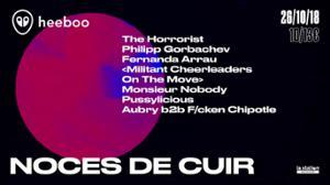 HEEBOO : NOCES DE CUIR