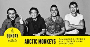 Sunday Tribute - Arctic Monkeys