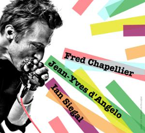 """Greg ZLAP """"Face à face"""" featuring Fred CHAPELLIER / Ian SIEGAL / Jean-Yves d'ANGELO"""