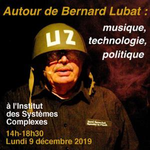 Autour de Bernard Lubat : musique, technologie, politique