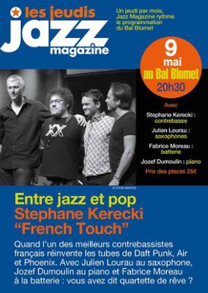 FRENCH TOUCH - Les Jeudis JAZZ MAGAZINE