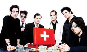 ELECTRIC 6 + GUEST