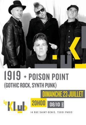 1919 + POISON POINT