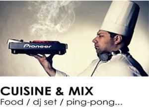 Cuisine & Mix #2 à la Marbrerie