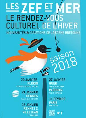 FESTIVAL LES ZEF ET MER - Paris Celtic Live