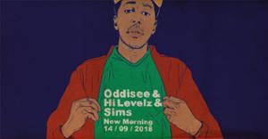 Oddisee / Hi Levelz / Sims