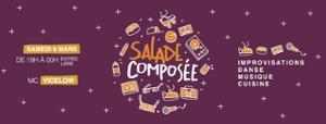 SALADE COMPOSEE #9