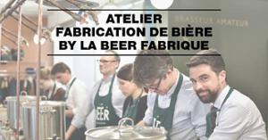 ATELIER BRASSAGE DE BIÈRE BY LA BEER FABRIQUE