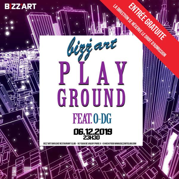 Bizz'Art Playground ft. O-DG