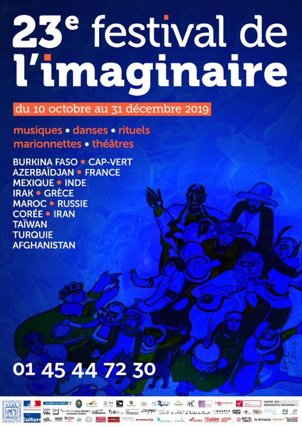 Fargana Qasimova - Théâtre de l'Alliance Française